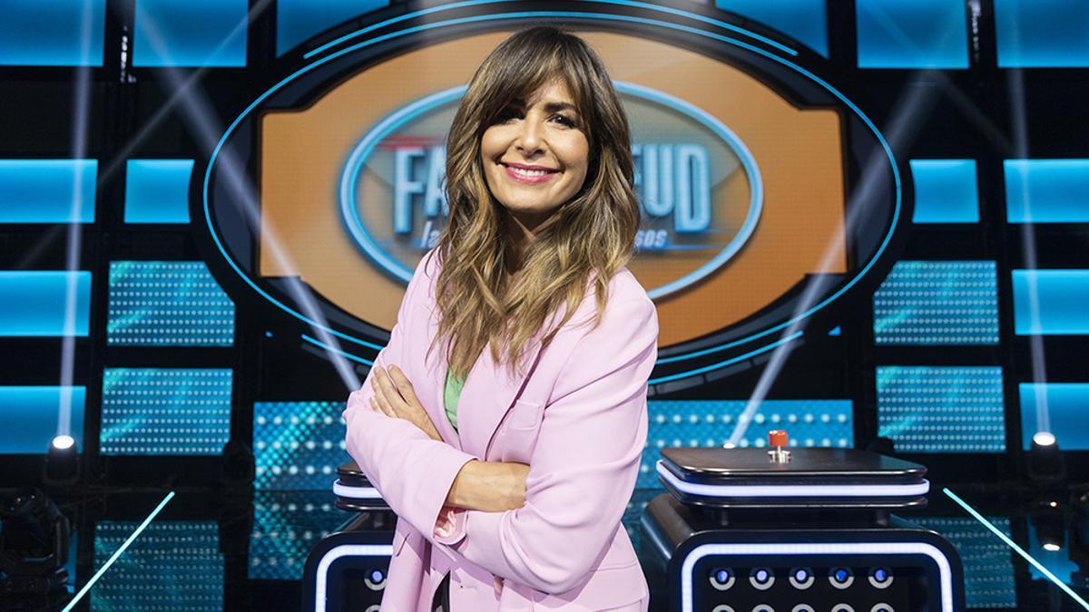 Nuria Roca presenta 'Family Feud: La batalla de los famosos'