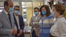 Pymes y autónomos de Guadalajara afectados por la pandemia podrán optar a ayudas de hasta 1.800 euros