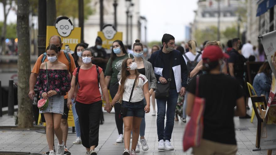Las partículas de los virus se pueden propagar por el aire a través del polvo