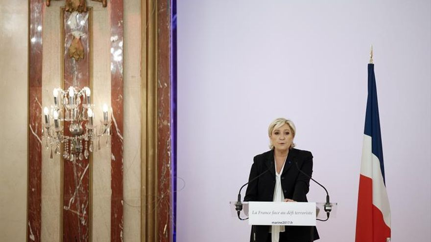 Ataque contra el cuartel general de Marine Le Pen con daños materiales