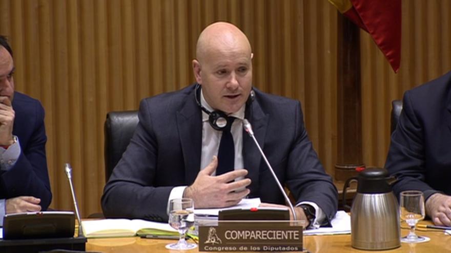 Christopher Carr, jefe de Seguridad de la Agencia Ferroviaria de la UE