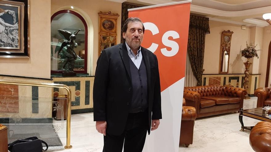 Manuel García Bofill (Cs) defiende el pacto de Cs y PSOE en el Ayuntamiento de Jaén