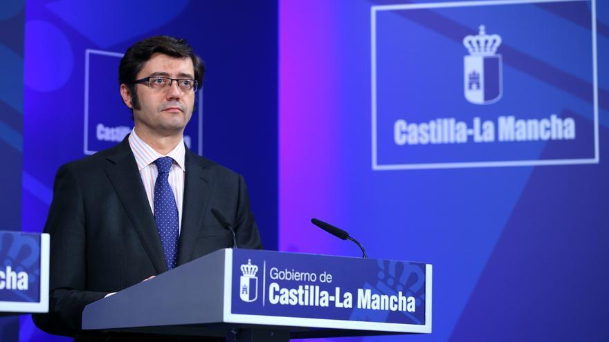Arturo Romaní, consejero de Hacienda de Castilla-La Mancha / Foto: Junta