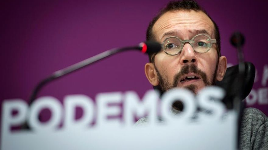 Unidos Podemos convoca protesta el sábado ante el TS tras el acuerdo hipotecas
