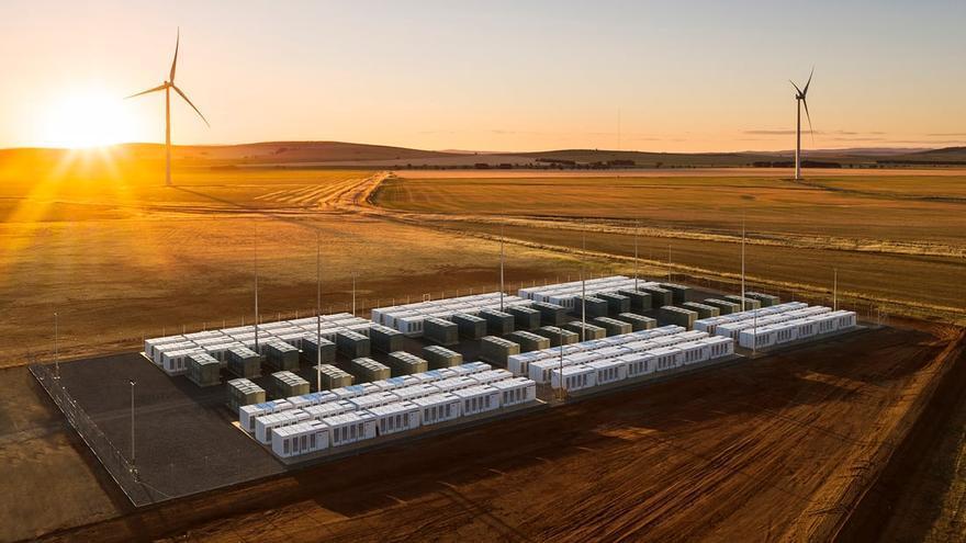 La batería más grande del mundo está en Australia y ha sido construida por Tesla