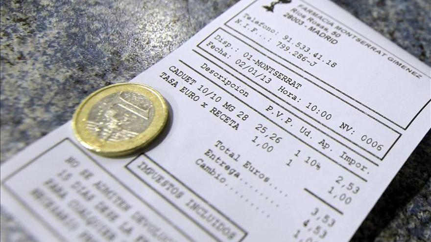 El Tribunal Constitucional suspende el euro por receta de Madrid