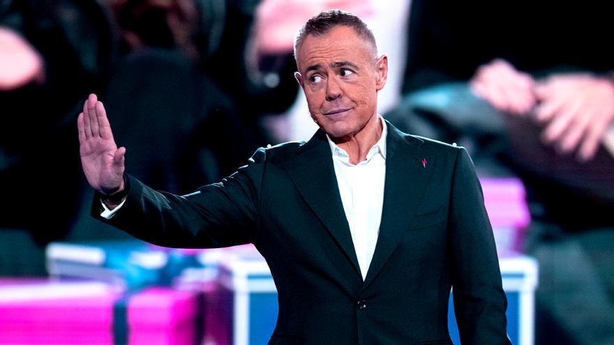 Jordi González en el Debate de 'GH VIP'
