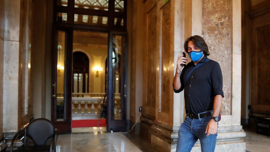 """Juez pide indagar si el diputado Dalmases (JxCat) """"vive"""" solo de subvenciones"""