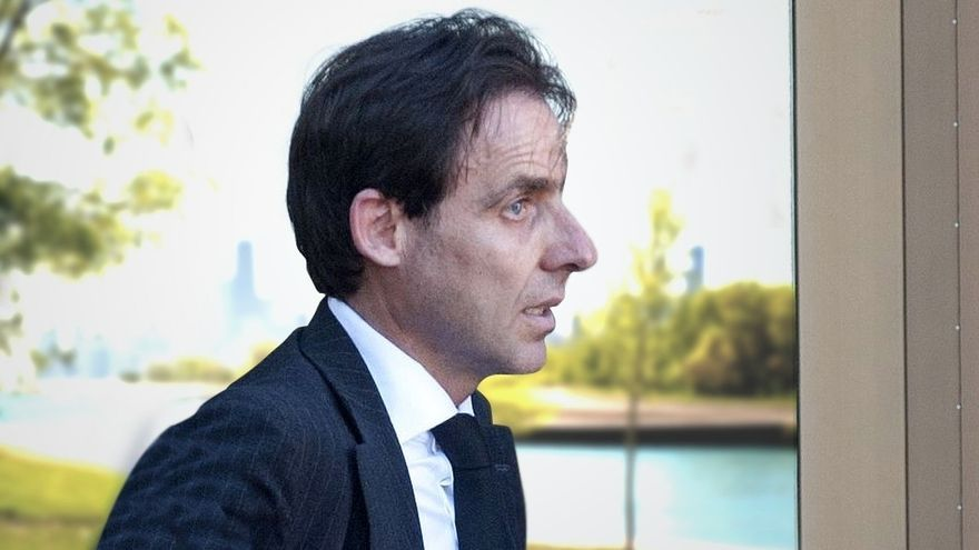 Javier López Madrid, yerno de Juan Miguel Villar Mir.