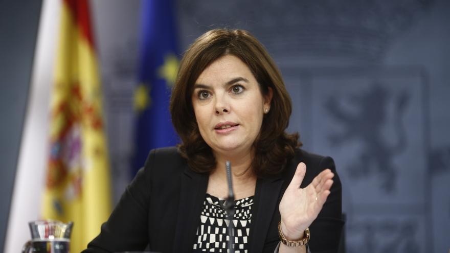 """Santamaría avisa a Mas de que """"no es posible gobernar contra la Constitución"""""""