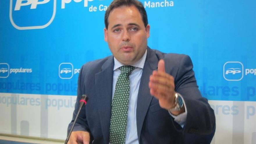 Francisco Núñez, portavoz adjunto del Grupo Popular / Foto: EUROPA PRESS
