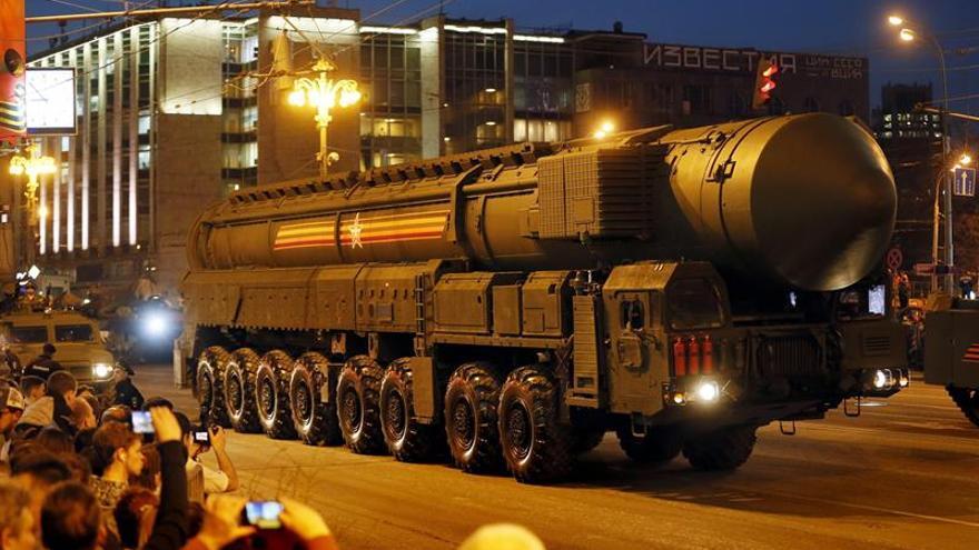 Rusia anuncia la reanudación de las consultas con EEUU sobre el tratado de desarme nuclear