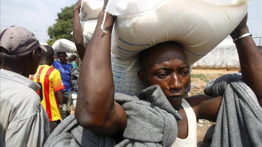 Los colegios electorales abren con retraso en la República Centroafricana