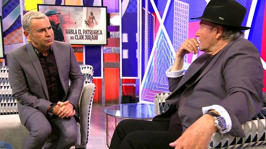 Jorge Javier Vázquez entrevista a Amador Mohedano