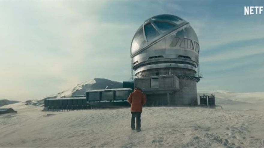 La Palma 'se pasea' por el mundo con George Clooney y 'Cielo de medianoche'