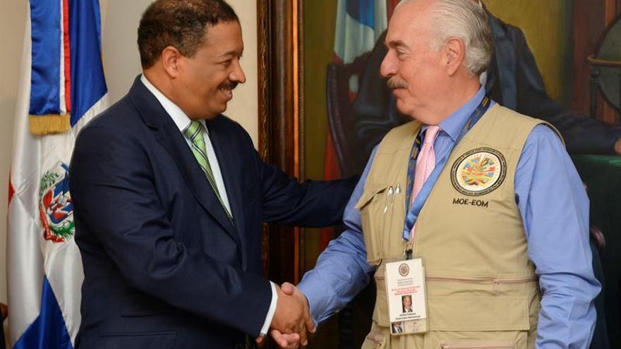 La OEA despliega su misión de observación para los comicios dominicanos del 15 de mayo