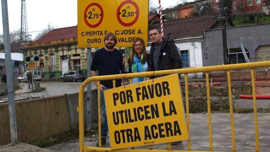 El secretario general asturiano de Podemos, demandado por una exconsejera del Principado