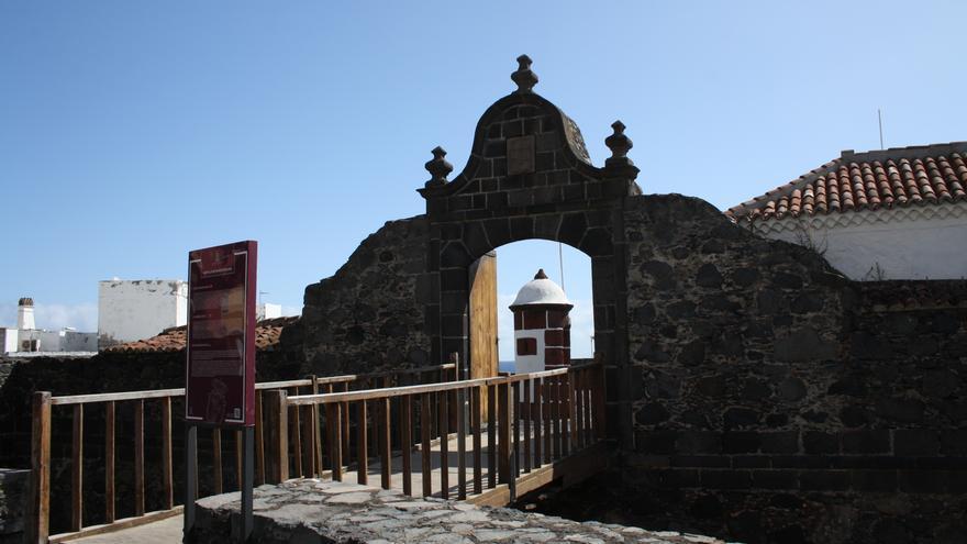 Castillo de Santa Catalina.
