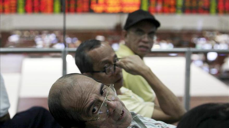 Ganancias de inicio en las bolsas del Sudeste Asiático, salvo en Malasia