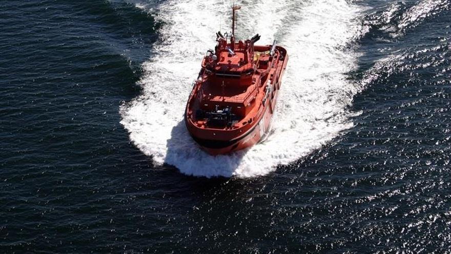 Reanudan la búsqueda del 'Rúa Mar' mientras continúa la instalación del sonar y el robot submarino