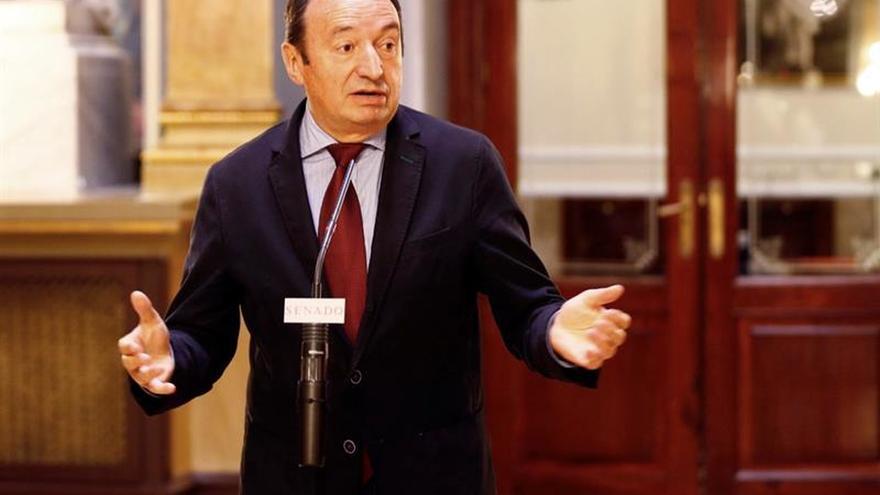 Pedro Sanz, presidente del PP de La Rioja desde hace 24 años, no opta a reelección