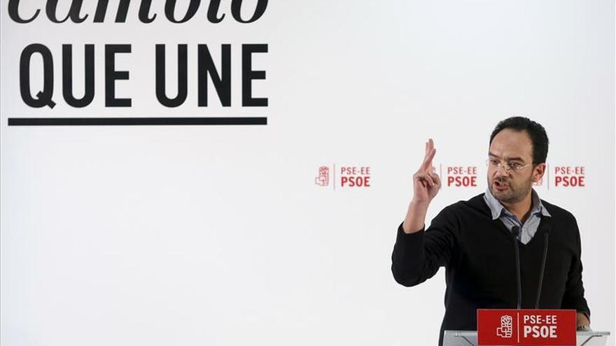 """El PSOE defiende la recuperación del """"contrato social"""" que Rajoy """"ha roto"""""""