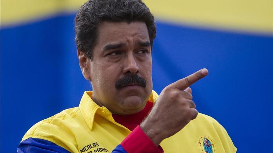 """Maduro convoca un """"congreso nacional"""" para el """"renacimiento del bolivarianismo"""""""