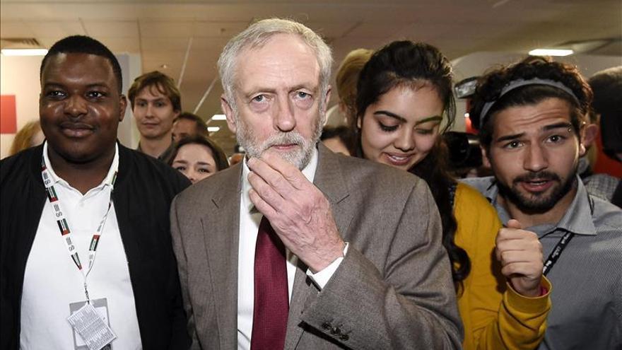 """Corbyn ha reducido el Laborismo a un """"movimiento de protesta"""", según Blair"""