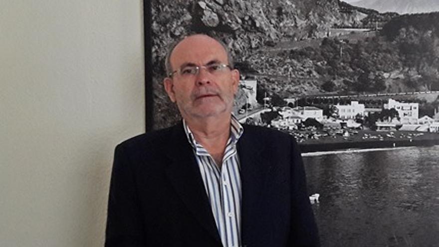 El regidor del municipio de Icod de los Vinos, en una imagen de archivo