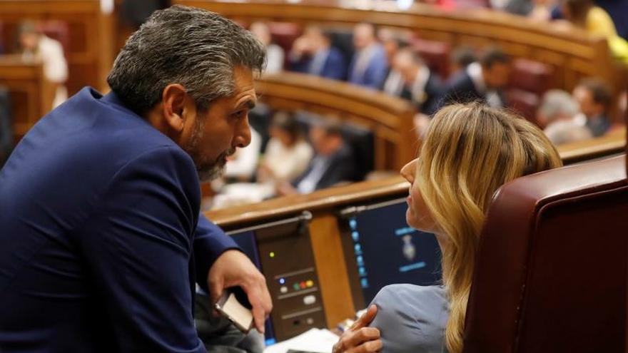 Cortés deja el Congreso y encabeza la lista del PP al Senado por Huelva