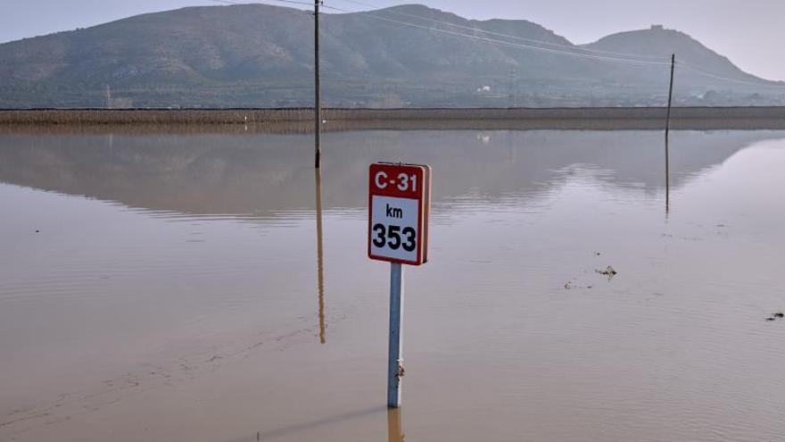 Durante el periodo comprendido entre el 15 y el 22 de enero las precipitaciones han afectado a todo el territorio y se han superado los 10 litros por metro cuadrado en gran parte de la meseta norte, en una banda que abarca desde La Mancha hasta las Vegas del Guadiana y el sur de Badajoz, y en áreas de Andalucía.