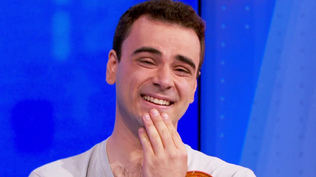 Pablo Díaz, tras ganar el bote de 'Pasapalabra'