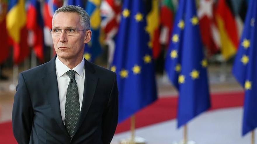 Stoltenberg reclama que nuevos proyectos militares de la UE sirvan para la OTAN