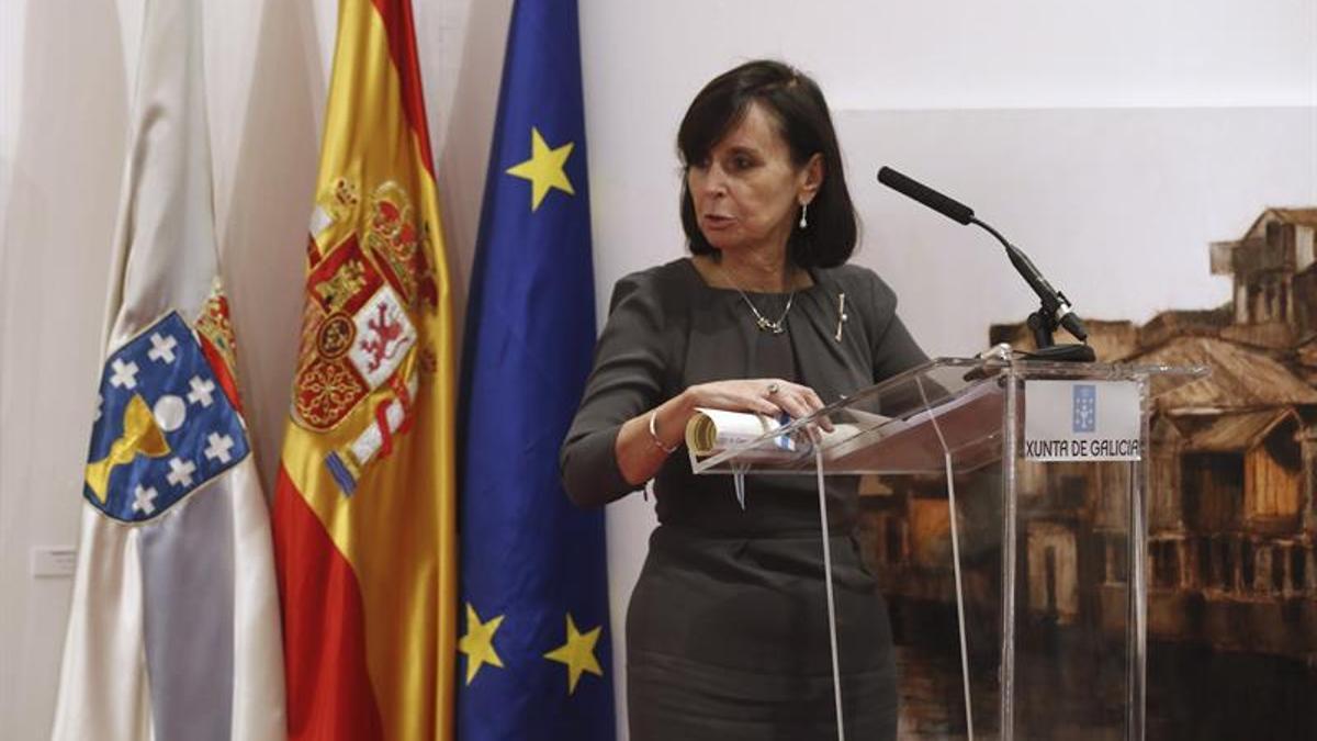 María Emilia Casas.