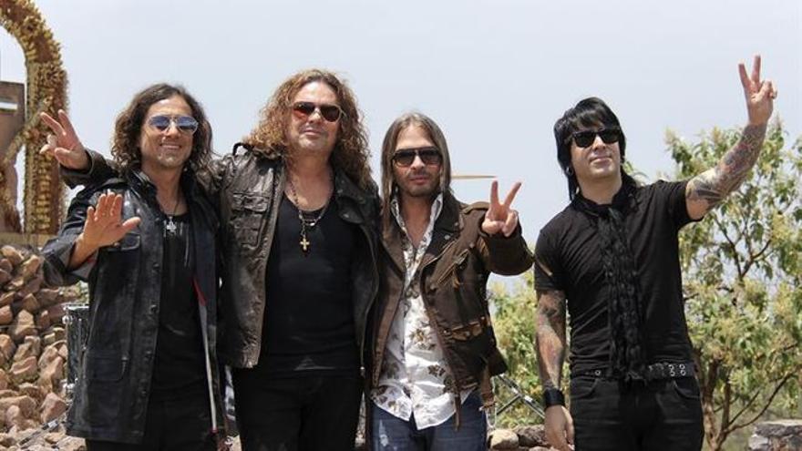 La banda mexicana Maná actuará en La Palma por segunda vez.