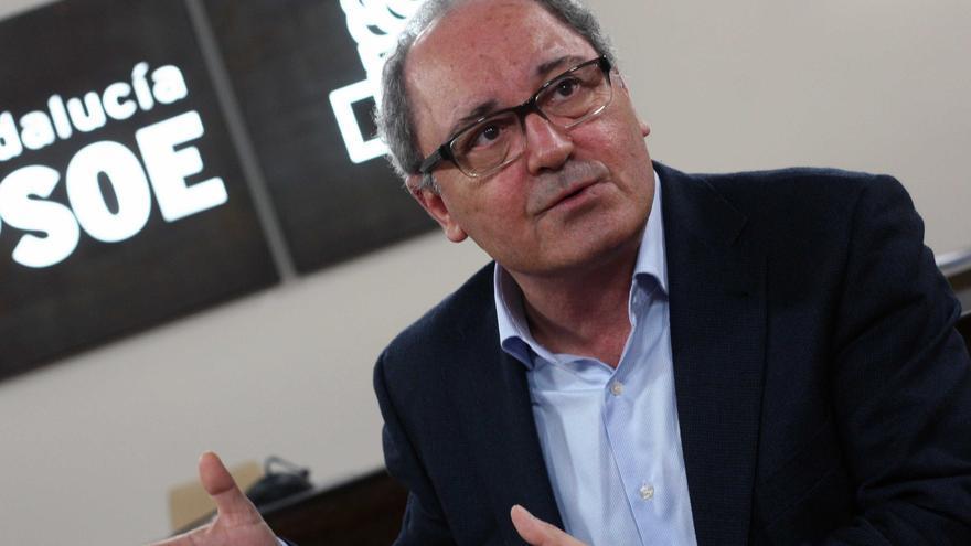 Cornejo (PSOE-A), partidario de elegir los candidatos a municipales antes de unas primarias sobre candidato al Gobierno