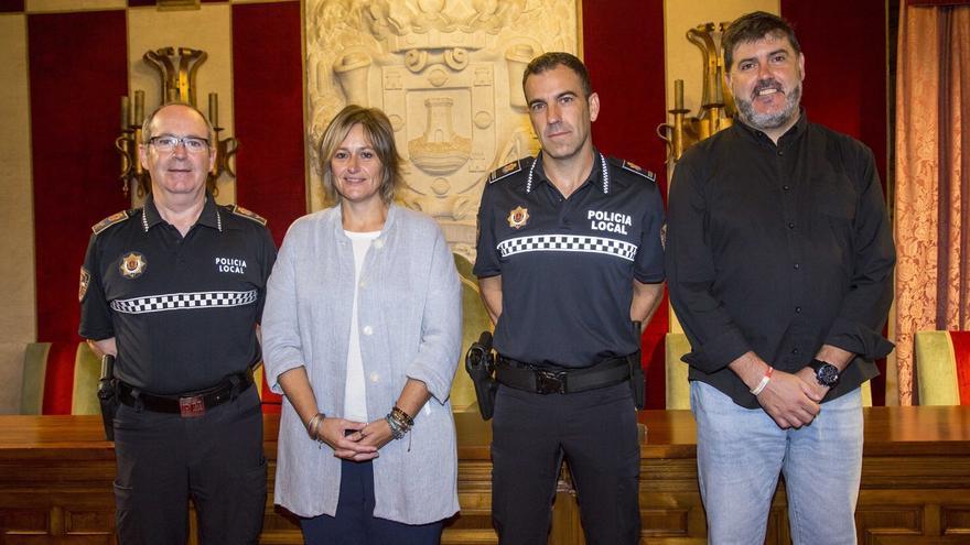 El Ayuntamiento de Camargo incorpora un nuevo subinspector a su Policía Local