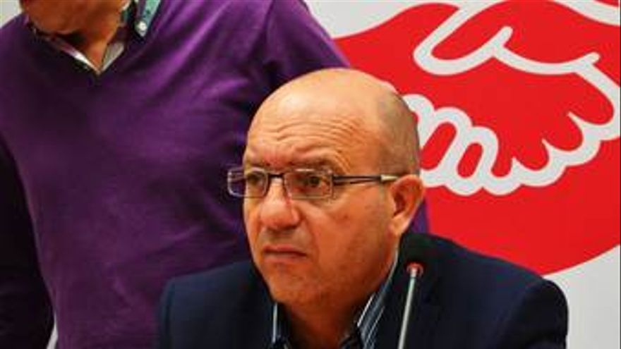 José Manuel Almeida, CCOO Castilla-La Mancha / Foto: CCOO