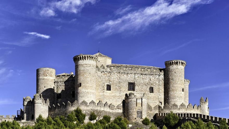 Castillo de Belmonte (Cuenca) / JCCM