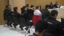 Los integrantes de 'La Manada' se niegan a declarar en el caso de abusos a una joven en Pozoblanco