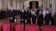 La intrahistoria del 'no funeral de Estado' de los obispos y los reyes
