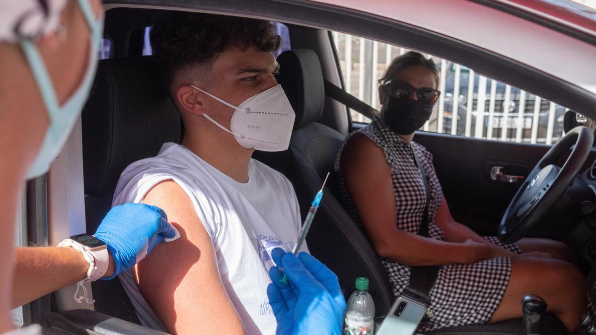 Vacunación den Fuerteventura