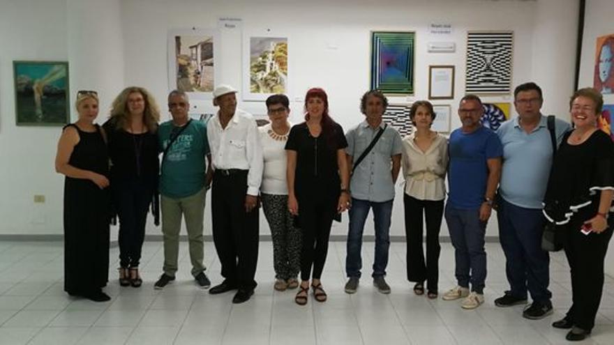 Colectivo artístico Aunarte.