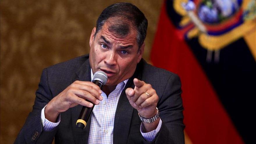 Decretan el estado de excepción en 17 de las 24 provincias de Ecuador por El Niño