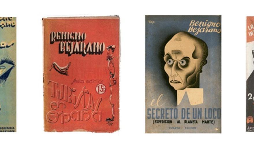 Algunas de las publicaciones de Benigno Bejarano / http://memoriaalburquerque.es/