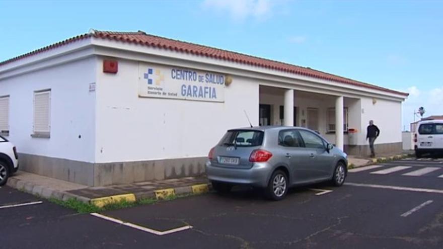 Centro de Salud de Garafía.