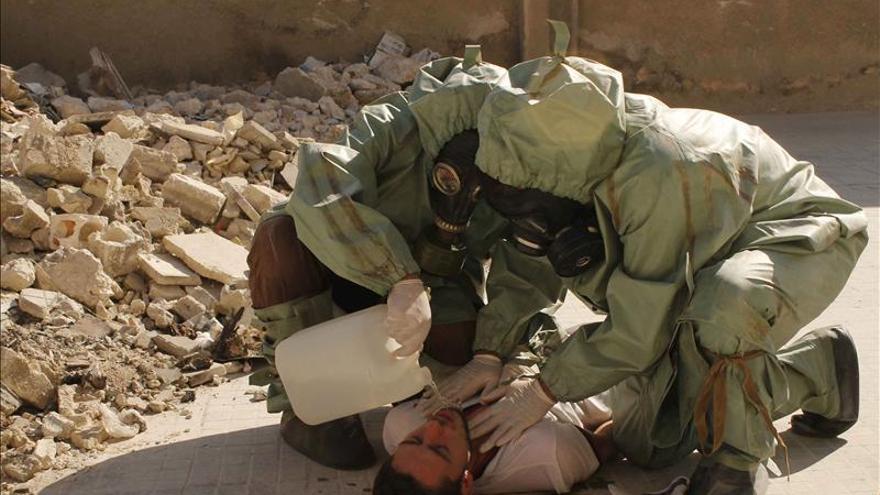 La ONU investiga 14 ataques con armas químicas en Siria
