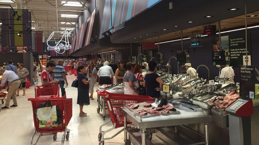 Eroski cierra 2015 con 159 tiendas 'Contigo' tras invertir 30 millones en la implantación de su nuevo modelo comercial