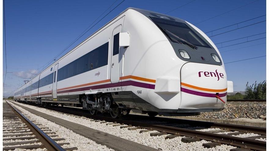 Puerto Gallego pregunta al Gobierno en funciones por el tren de altas prestaciones