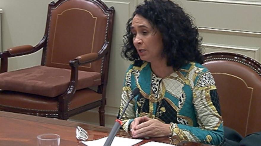 María Félix Tena, presidenta del TSJ de Extremadura